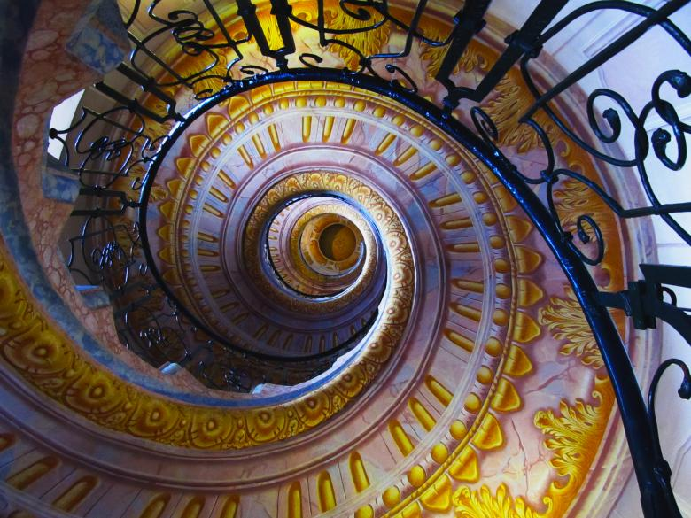 Spiral Stairs Free Photo