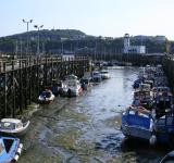 Free Photo - Low Tide in Scarborough