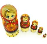 Free Photo - Matrioshka dolls