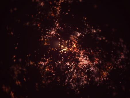 Fractal lights - Free Stock Photo