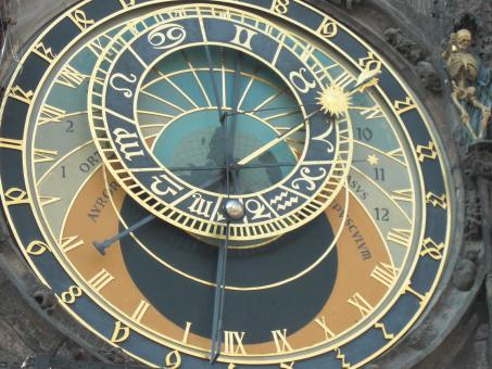 Astronomical clock Prague - Free Stock Photo