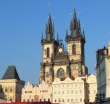 Free Photo - Church of our Lady before Týn in Prague