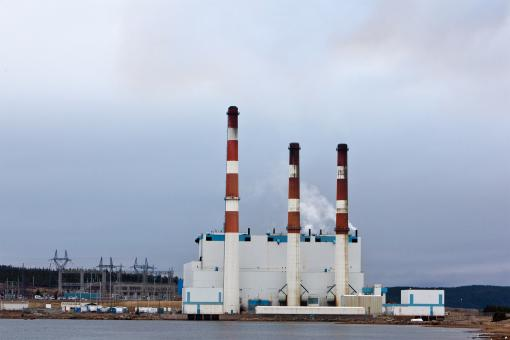 Thermal electric plant - Free Stock Photo