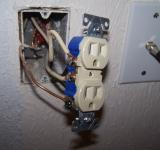 Free Photo - Electric Outlet Exposed