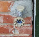 Free Photo - Outdoor Water Faucet on Brick
