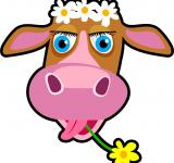 Free Photo - Cartoon Cow Clip Art