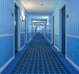 Free Photo - Illuminated Corridor - Cool Blue HDR