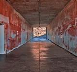 Free Photo - California War Tunnel - Blood Red HDR