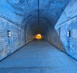 Free Photo - California War Tunnel - Light of Redempt