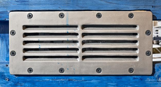 Air Vent Interface - HDR - Free Stock Photo