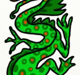 Free Photo - Green Dragon Clipart