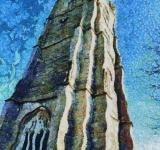 Free Photo - Church Tower Painting