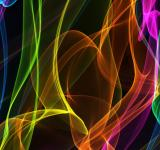 Free Photo - Rainbow Flame Banner
