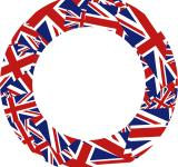 Free Photo - Union Jack Border