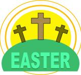 Free Photo - Easter Cross Clipart