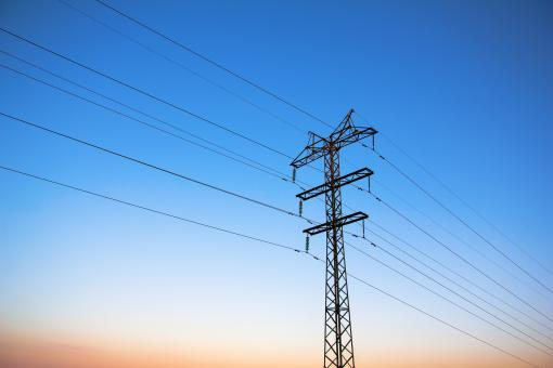 High-voltage tower - Free Stock Photo