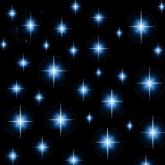 Stars in the sky - Free Stock Photo