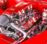 Free Photo - Classic Hot Rod Car Engine