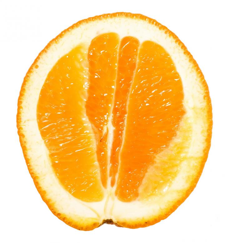 Free Stock Photo of sliced orange Created by 2happy
