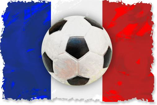 French Soccer - Free Stock Photo