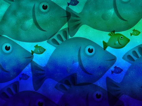 Underwater Fish - Free Stock Photo