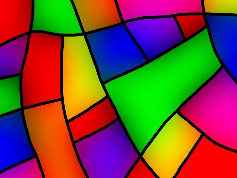 Free Stock Photo of Stained Glass Created by Prawny