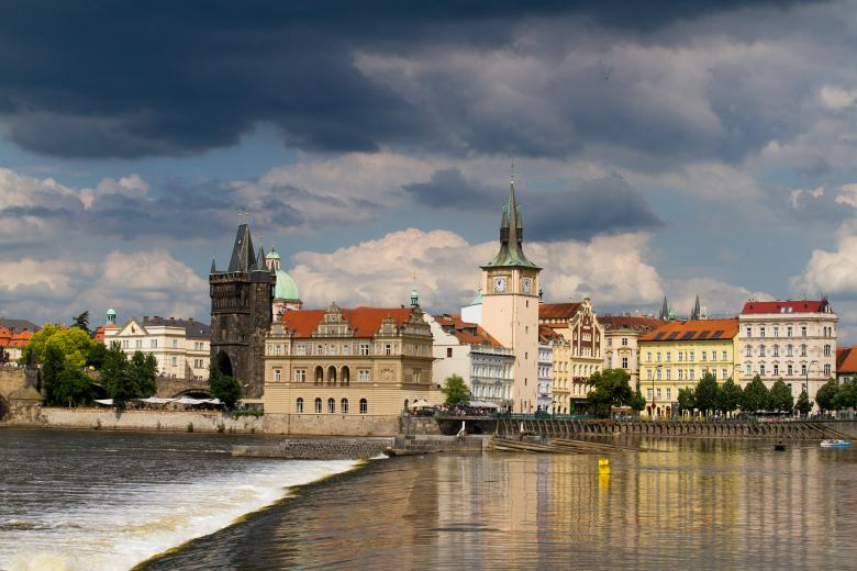 Free Stock Photo of Prague Created by Geoffrey Whiteway