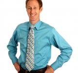 Free Photo - A young businessman in a tie