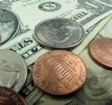 Free Photo - Close-up of US dollars and coins