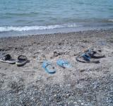 Free Photo - Shoes on the Shore
