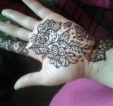 Free Photo - Moroccan henna