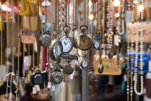Pocket watches - Free Stock Photo