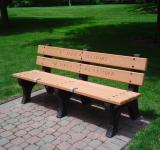 Free Photo - Bench on Brick