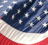 Free Photo - Closeup of a United States flag