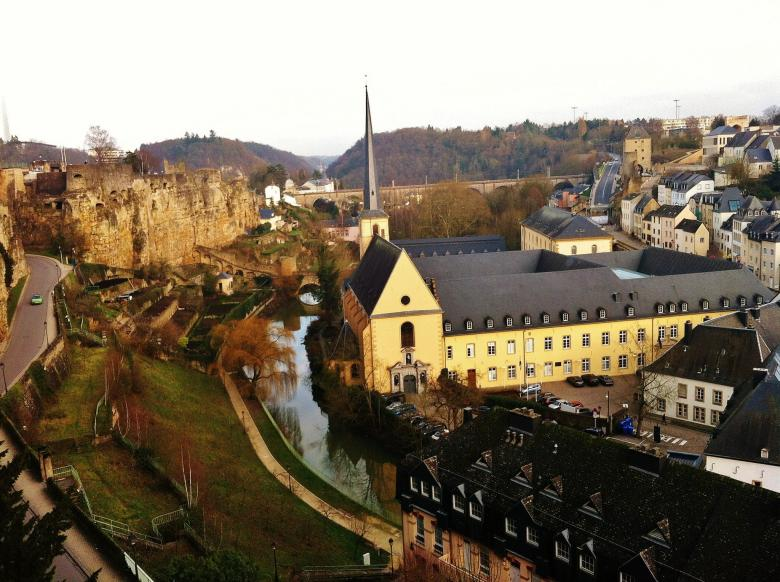 Free Stock Photo of Luxembourg Created by Nestor Romero