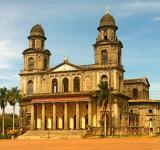 Free Photo - Old Cathedral of Managua