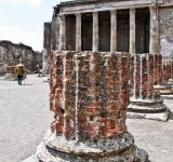 Free Photo - Ancient Roman city of Pompeii