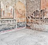 Free Photo - Fresco at the ancient Roman city of Pomp