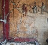 Free Photo - Pompei paintings