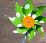 Free Photo - Colorful pinwheel