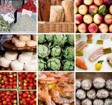 Free Photo - Market food collage