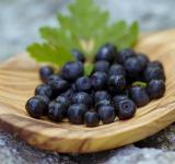 Free Photo - Blueberries in wooden spoon
