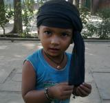 Free Photo - Child with Turban
