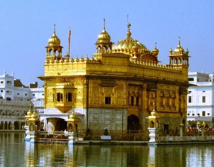 Golden Temple - Free Stock Photo