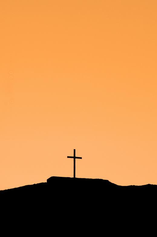 Free Stock Photo of Cross Created by Geoffrey Whiteway