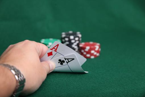 Two aces - Free Stock Photo