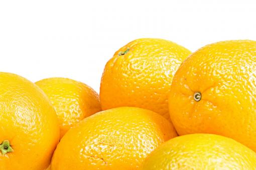 Ripe oranges - Free Stock Photo