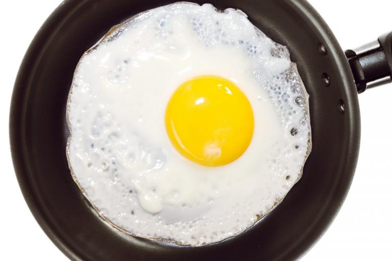 Pan Fried Egg - Free Stock Photos of Food