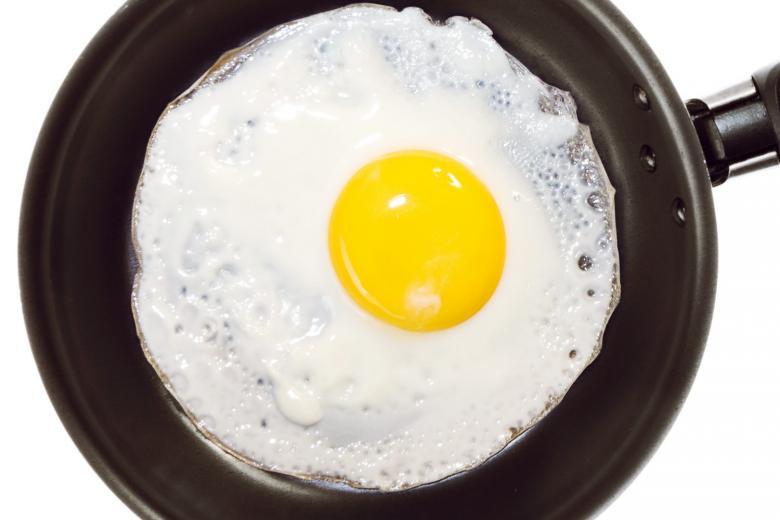 Pan Fried Egg - Free Stock Photos of Food