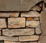Free Photo - Crumbling Stone Wall